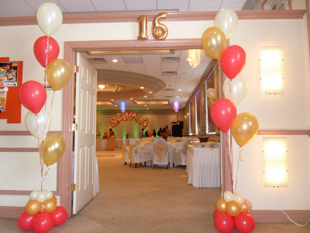 Sweet 16 2 party decorations by teresa for Home sweet home party decorations