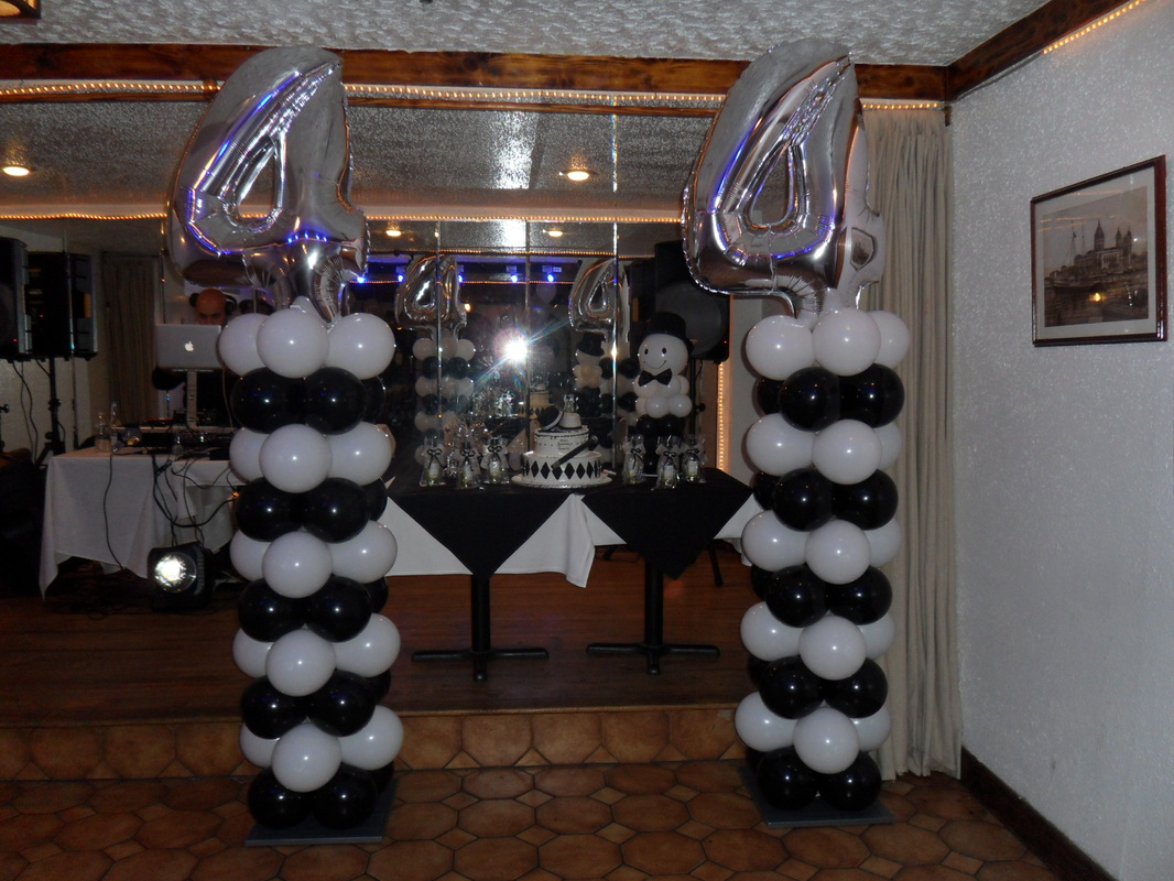 Top Black White and Silver Balloon Decorations 1066 x 800 · 288 kB · jpeg
