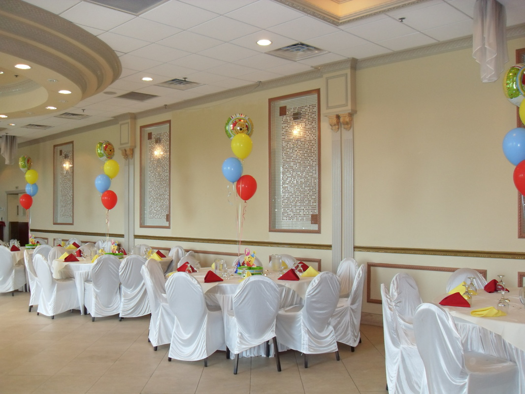 WINNIE THE POOH PARTY DECORATIONS BY TERESA